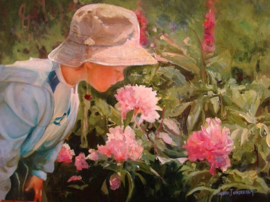 Garden Delights - PRIVATE COLLECTION